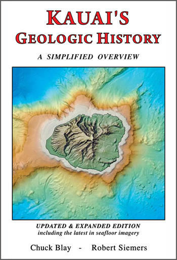 Geology of Kauai Book Cover