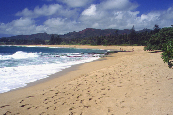 Wailua Beach on Kauai Hike Tour