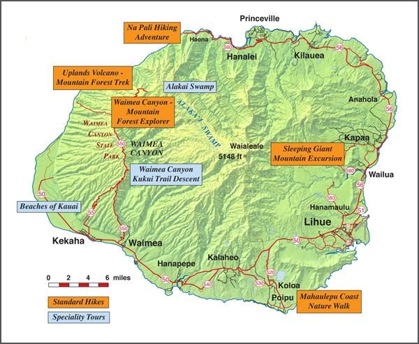 Hike Kauai With Kauai Nature Tours An Educational Way To Explore Kauai