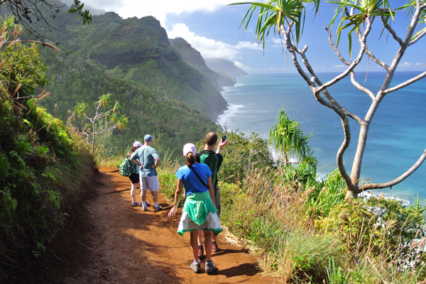 Kauai Nature Tours - Hike the Waimea Canyon of Kauai, Hawaii