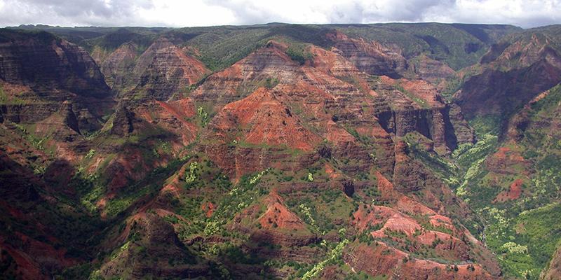 Waimea Canyon Explorer